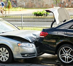 写真:交通事故